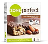 Zone Perfect Classic Nutrition Bar, Chocolate Almond Raisin, 1.76 Ounce Bar, 30 Count by Zone Perfect