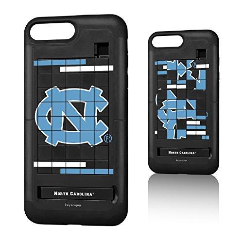 North Carolina Tar Heels iPhone 7 Plus / iPhone 8 Plus Puzzle Case NCAA