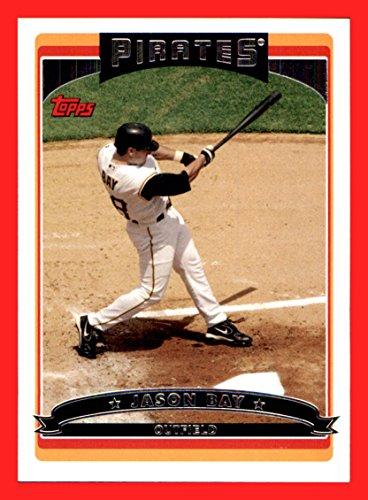 Pittsburgh Pirates Jason Bay (2006 Topps #220 Jason Bay PITTSBURGH PIRATES)