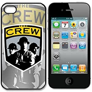 MLS Columbus Crew Iphone 4 and 4s Case Cover