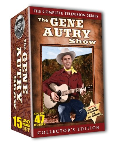 The Gene Autry Show: The Complete TV Series (Collector's Edition) by Timeless Media Group