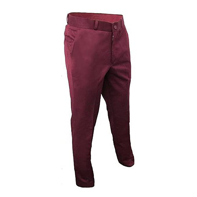 Vintage Inspired Dresses & Clothing UK Relco Mens Sta-Press Mod Trousers £31.99 AT vintagedancer.com