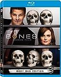 Bones: The Complete Fourth Season (Body Bag Edition) [Blu-ray] (Sous-titres français)