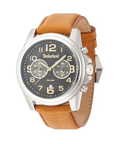 Timberland Men Watch Pickett brown TBL14518JS-02