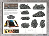 Battlefront Miniature in a Box Asteroids Board Game
