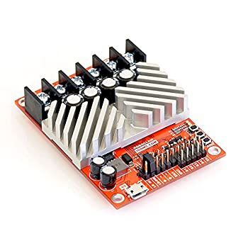 Image of Controls RoboClaw 2x30A Motor Controller, 2 Channel, 30Amps Per Channel, 6-34VDC