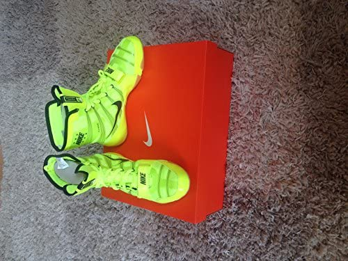 super popular 86164 5bc8e Nike Hyperko MP Boxing shoes - Volt. Back. Double-tap to zoom
