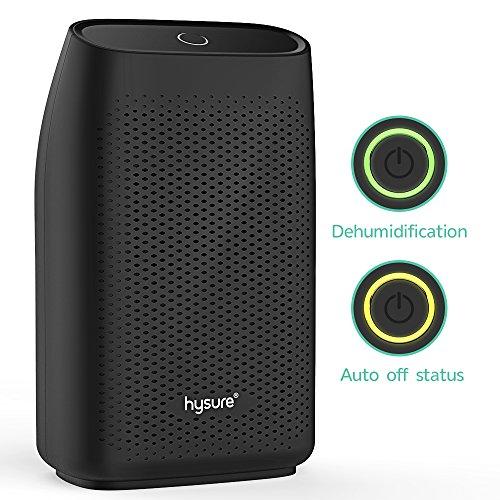 Hysure Dehumidifier,700ml Compac...