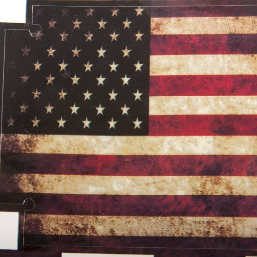 NEEWER American US Flag Sticker for Gopro HD Hero 3 Housing