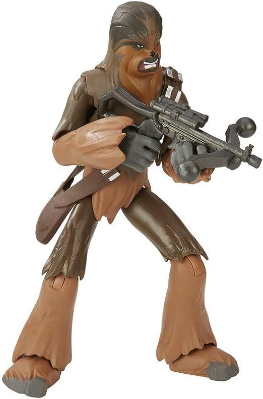 STAR Wars Galassia di avventure Chewbacca-Action Figure E3807