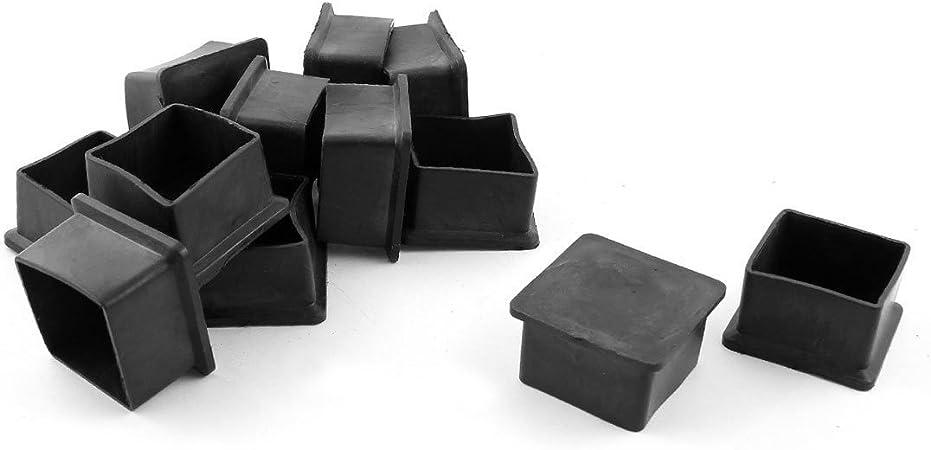 TOOGOO(R) Mobili Sedie Quadrato Protezioni per Gambe Piedini