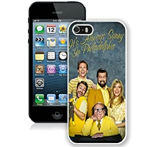 Beautiful And Unique Designed Case For iPhone 5S With It's Always Sunny in Philadelphia (2) Phone Case