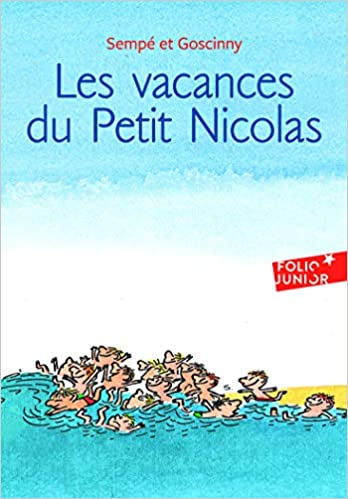 Amazon Com Les Vacances Du Petit Nicolas Adventures Of