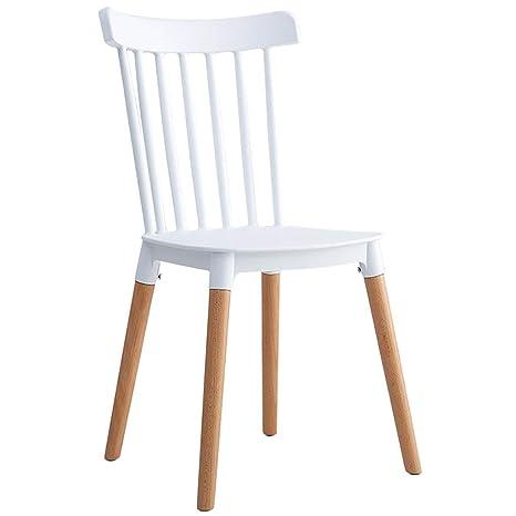 Amazon.com: RXBFD - Silla nórdica para el viento, silla de ...