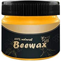 Polishing wax for old wooden furniture from high quality natural materials 80 Gm