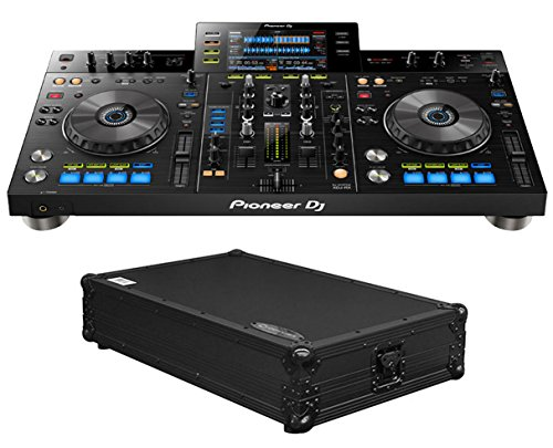 Pioneer XDJ-RX + Odyssey Black Label Flight Case