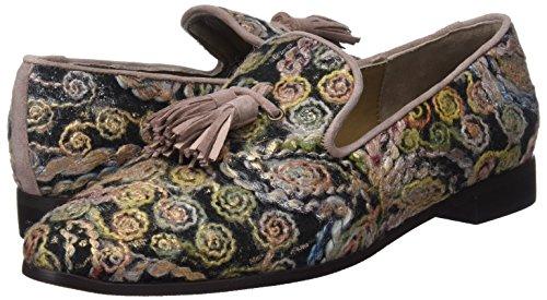 Mocassini loafer 24050 Pedro Donna Brown Marrone brown Miralles FqEZUUP