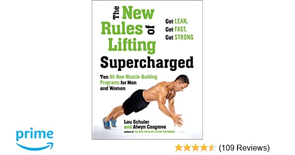 The New Rules of Lifting Supercharged: Ten All-New Muscle