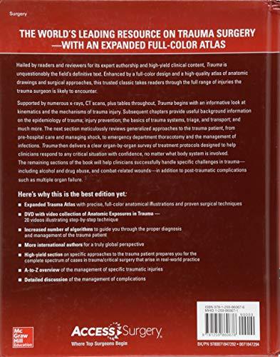 Trauma, Eighth Edition - medicalbooks.filipinodoctors.org