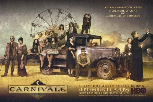 Carnivale Poster TV