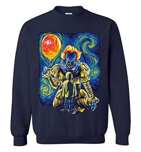 Picture Clown Sweatshirt -
