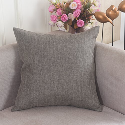 Brilliant Breathable Cushion Pillowcase Natural
