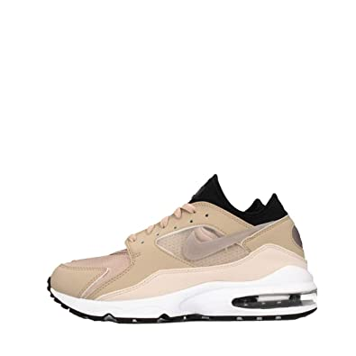 new style aedd6 10738 Nike Men s s Air Max 93 Fitness Shoes Multicolour Sepia Stone Desert  Sand White 202