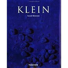 Yves Klein: 1928-1962 (Taschen Basic Art) by Weitemeier, Hannah (2001) Paperback