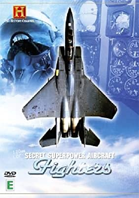 Secret Superpower Aircraft - Fighters [Import anglais]