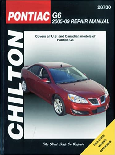 pontiac g6 automotive repair manual: 05-09 (haynes automotive repair  manuals) paperback – 15 jan 2010