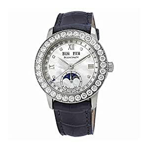 Blancpain Leman Automatic Ladies Watch 2360-1991A-55B