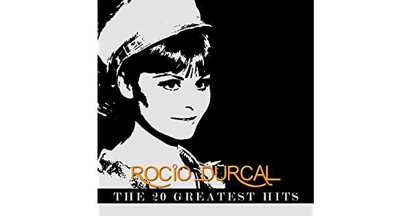 Amazon.com: Rocio Durcal - The 20 Greatest Hits: Rocio ...