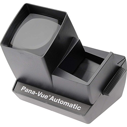 - Pana-Vue Automatic Lighted 2x2 Slide Viewer for 35mm