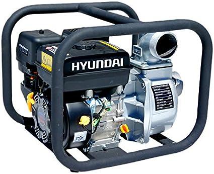 Hyundai Hy80 80 Mm 3 Zoll Benzin Wasserpumpe Baumarkt