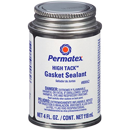 Permatex 80062 High Tack Gasket Sealant, 4 oz. ()