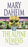 Front cover for the book The Alpine Nemesis by Mary Daheim