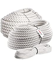 Seilwerk STANKE Katoenen touw hangemaakt natuurlijk touw