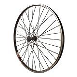 Sta Tru Black ST1 36H Rim Front Wheel