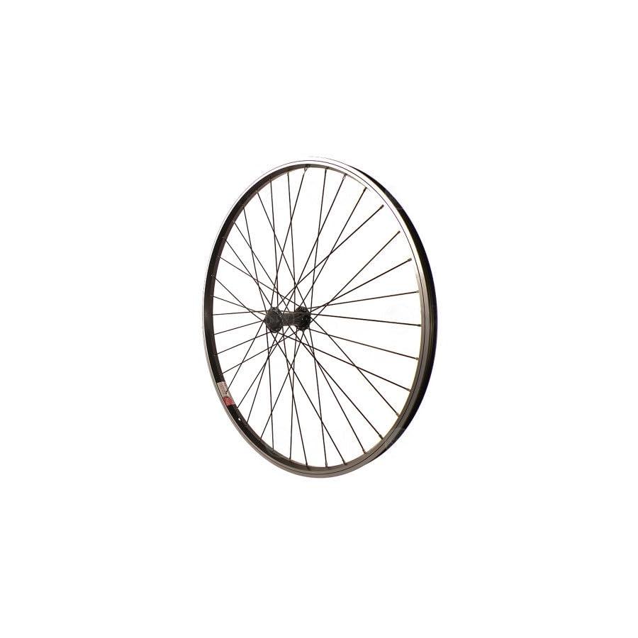 Sta Tru Black ST1 36H Rim Front Wheel (26X1.5 Inch)