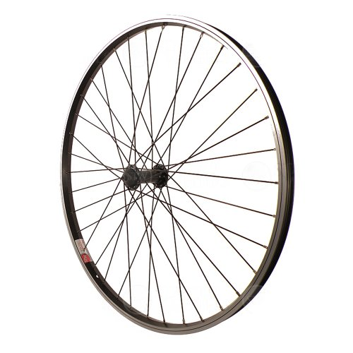 Sta Tru Black ST1 36H Rim Front Wheel (26X1.5-Inch) (Best All Mountain Wheelset)