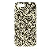 Dark Leopard Pattern Hard Case for iPhone 5/5S