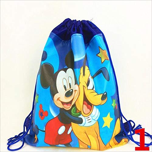 diseñador en linea Tyro ® Máquina Máquina Máquina de Sushi utensilio diweini 1 pcs Mickey Mouse Gift Bag Back Pack Cochetoon Drawstring Bag giftschoolbag Christmas Birthday Party Supplies Party Favors  ¡envío gratis!