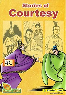 Stories of Courtesy - Values for Success / Revised Edition - Comic Book / Traditional Chinese