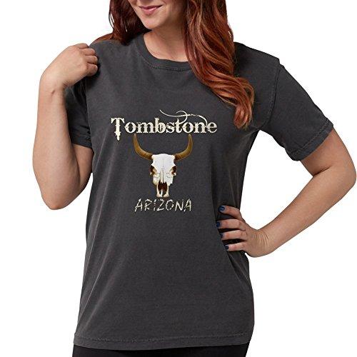 CafePress - Tombstone Arizona T-Shirt - Womens Comfort Colors Shirt