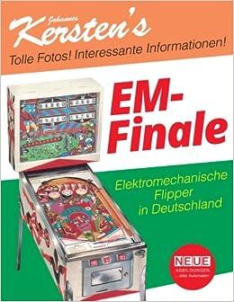 El Mejor Utorrent Descargar Em-finale: Elektromechanische Flipper In Deutschland Como Bajar PDF Gratis