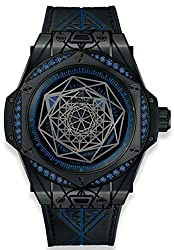 Big Bang Sang With Sapphires Watch