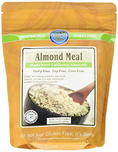 Authentic Foods Almond Meal, 1 Pound