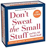 img - for Don't Sweat the Small Stuff... 2019 Day-to-Day Calendar book / textbook / text book