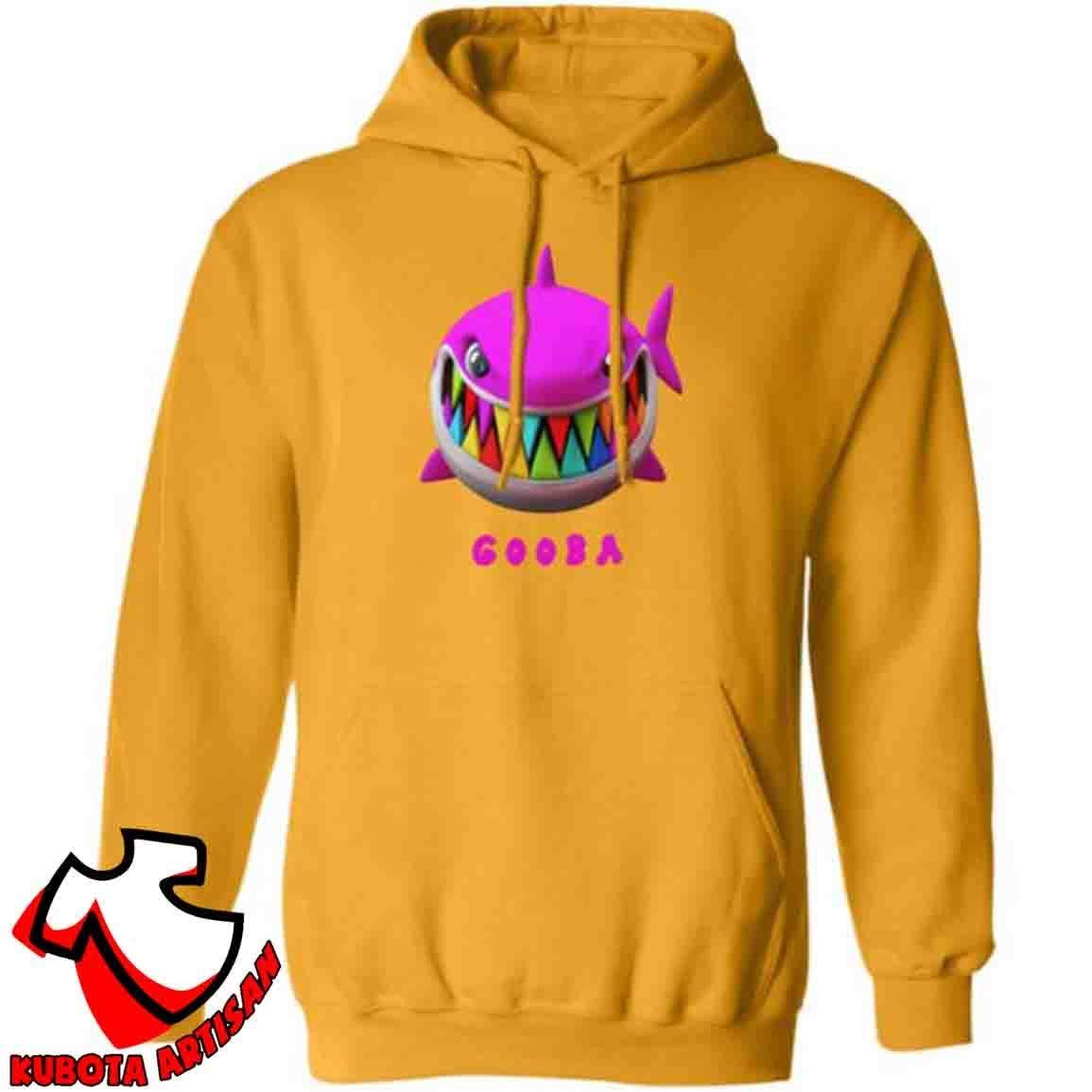 Amazon Com 6ix9ine Merch Gooba Shark T Shirt Long Sleeve Sweatshirt Hoodie Handmade