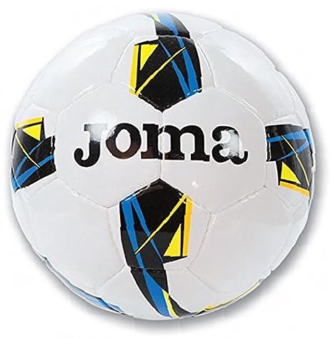Joma Ropa de Deporte Balon Game Sala 62 cm T4 Bianco-Nero-Giallo ...